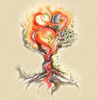 Lebensbaum © Inken Diercks